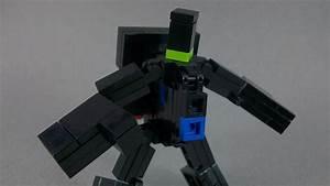 Instructions  - Lego Transformers Undex