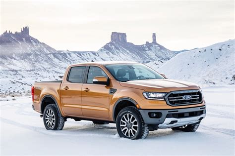 2019 Ford Ranger Online Configurator Launched, Pricing
