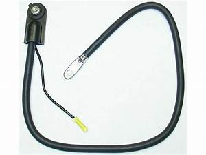 For 1996 Chevrolet K1500 Suburban Battery Cable Ac Delco