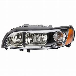 2007 Volvo S60 Headlight Assembly Parts From Car Parts