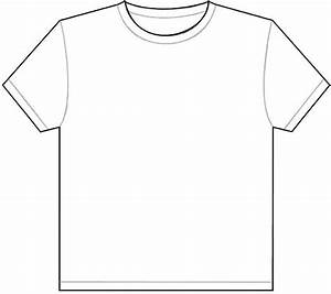 plain red t shirt template clipart best With t shirt template free