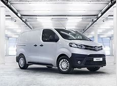 New Toyota Proace van Business Car Manager