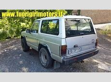 Sold Nissan Patrol 33 TDS AUTOCAR used cars for sale