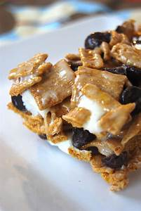 Golden Graham S'more Bars - Macaroni and Cheesecake