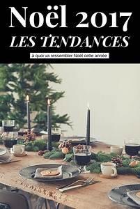 Deco Noel 2017 Tendance : no l 2017 les tendances id es d co table sapin couleurs xmas ~ Melissatoandfro.com Idées de Décoration