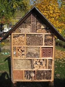 Fabriquer Un Hotel A Insecte : fabriquer son h tel insectes ~ Melissatoandfro.com Idées de Décoration
