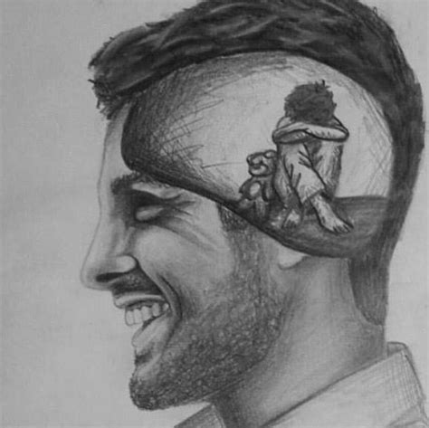 Deep Meaningful Drawings About Life