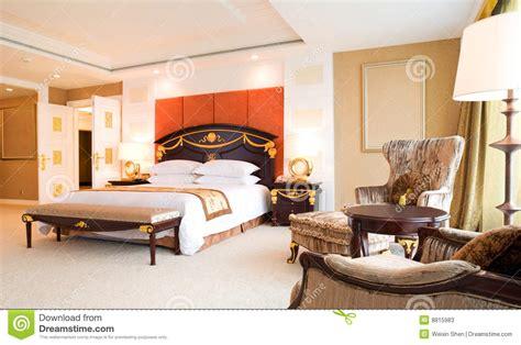 camera da letto della serie  lusso  hotel immagine