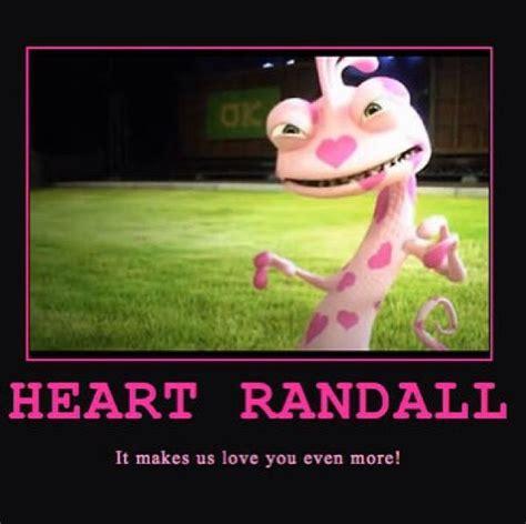 Randall Meme - heart randall boggs the fandom kingdom pinterest heart