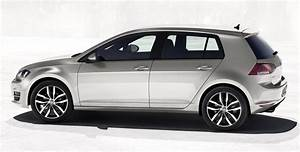 2013 Volkswagen Golf Mk7 First Images And Details Paul