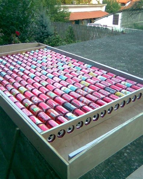 How To Build Diy Solar Panels With Popcans