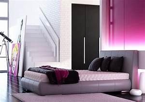 Rosa Fell Teppich : schlafzimmer designs rosa hot rosa lack schrank neben etagenbett sch ner teppich auf holzboden ~ Whattoseeinmadrid.com Haus und Dekorationen
