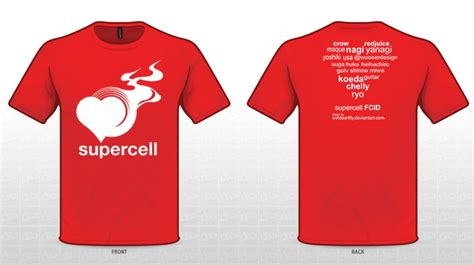 t shirt supercell supercell t shirt by windeartfly on deviantart