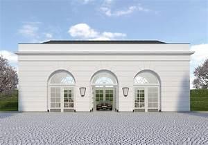 Garage Bauen Lassen : garage orangerie private oldtimergarage dornow baukunst ~ Sanjose-hotels-ca.com Haus und Dekorationen