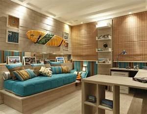 Deco Planche De Surf : deco chambre surf visuel 8 ~ Teatrodelosmanantiales.com Idées de Décoration