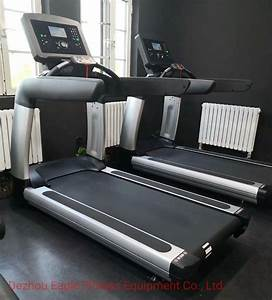 China Fitness Equipment Gym Equipment Commercial Treadmill