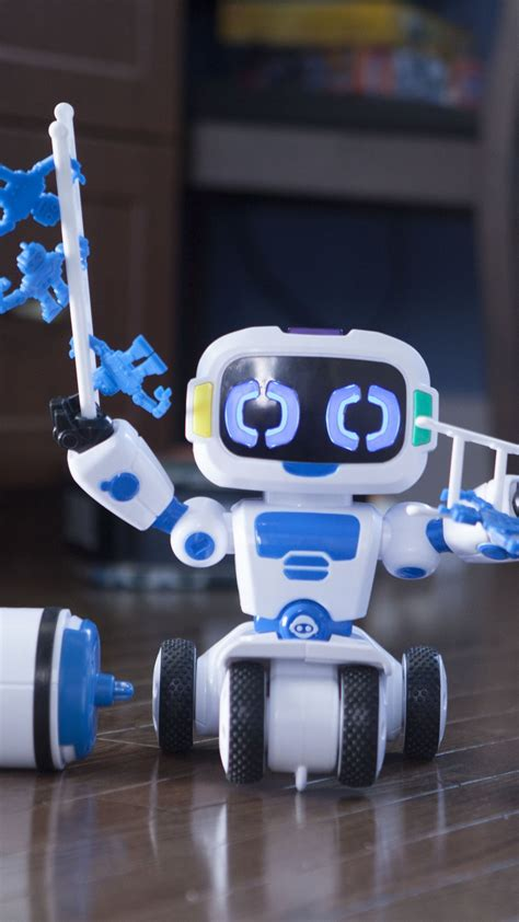 wallpaper wowwee tipster robot  kids robotic toy
