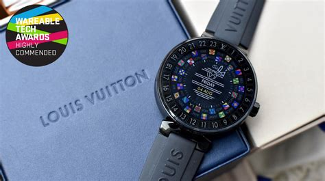 louis vuitton tambour horizon review