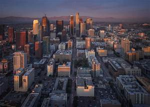 Photo Los Angeles : los angeles aerial photography and aerial video ~ Medecine-chirurgie-esthetiques.com Avis de Voitures