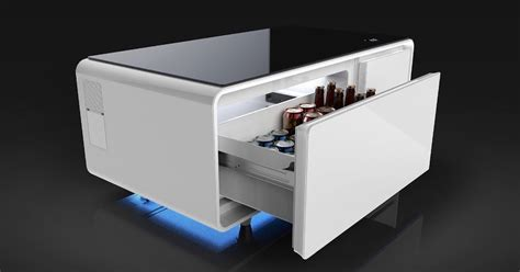 For Your Next Coffee Table, How About a Smart Table?   The Mac Observer
