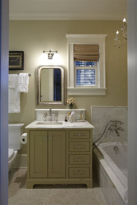 Best Paint Color For Bathroom Vanity by Gray Green Bathroom Paint Color Design Ideas