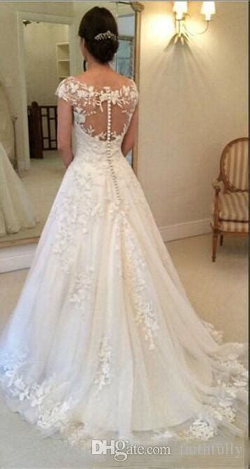 discount    wedding dresses elegant garden