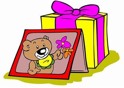 Birthday Clip Cards Verjaardag Afbeelding Card Clipart