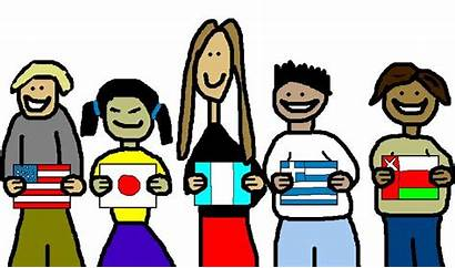 International Students Clip Clipart Foreign Language English