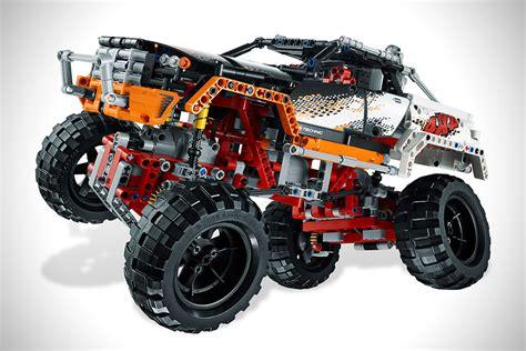 technic truck technic 4x4 crawler hiconsumption