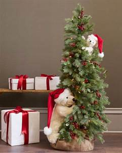 Beautiful, Tabletop, Christmas, Trees, Decorating, Ideas, U0026, Designs, Guide, To