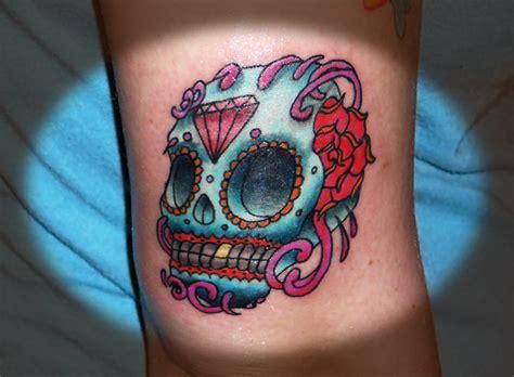 Skull Candy Tattoo Ink