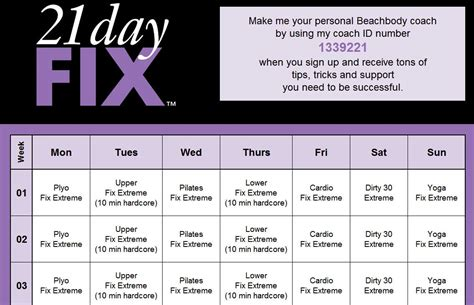 day fix calendar calendar yearly printable