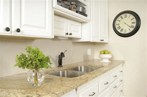 the best granite colors for white cabinets with pictures