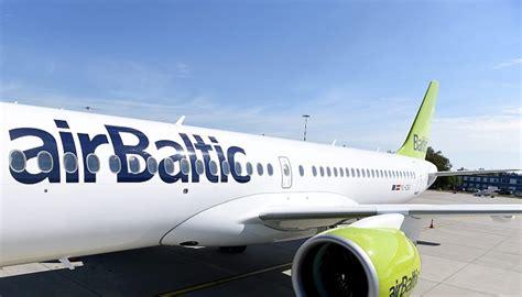 airBaltic saņem 19. Airbus A220-300 lidmašīnu