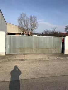 Normstahl Garagentore Händler : schiebetor 6 m breit x 2 m hoch ~ Frokenaadalensverden.com Haus und Dekorationen