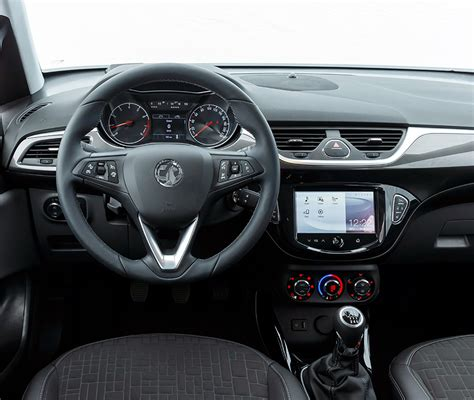 vauxhall corsa inside news first pictures and details of 2015 vauxhall corsa