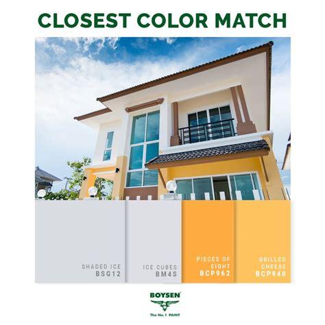 78 best boysen closest color match images on