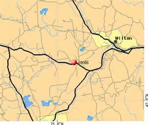 Wilton New Hampshire Map