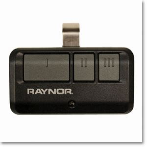 raynor garage door opener pilot ii garage door opener raynor garage doors