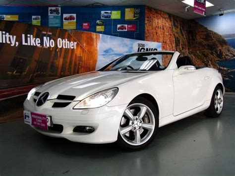 This one is for you. Used 2007 SLK SLK 350 7G-TRONIC for sale in Alberton - Suzuki Bassonia