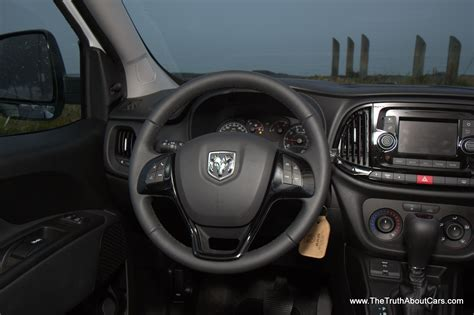 ram promaster city interiorcr  truth  cars
