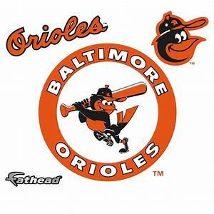 Fathead 39 in. ... Baltimore Orioles