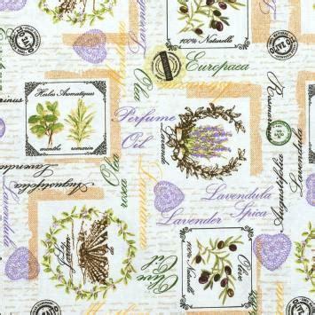 tissus cuisine tissu décoration cuisine pas cher au mètre tissu au mètre