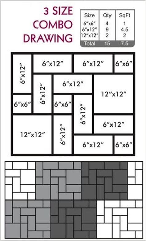three size tile patterns three size tile patterns 28 images tile patterns tile38 three tile modular pattern layout