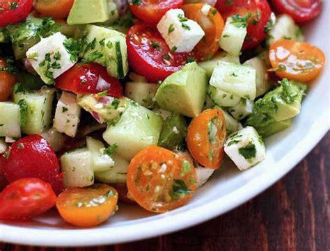 avocat cuisine recette 10 idées de salades d 39 été
