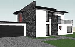 hd wallpapers plan maison moderne sketchup - Plan Maison Google Sketchup