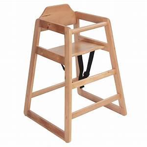 Chaise Haute Bébé Bois : safetots chaise haute empilable b b chaise haute en bois ~ Melissatoandfro.com Idées de Décoration