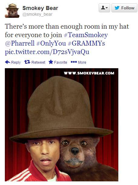 Pharrell Meme - pharrell s skateboard mountie grammy hat memes the ill community