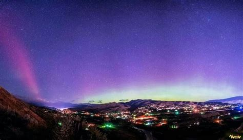 wenatchee washington northern lights washington state