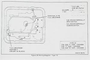 Lock Up Converter Wiring Diagram 1986
